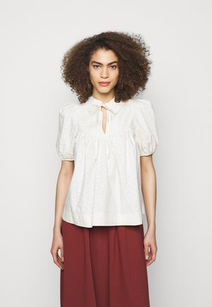 Blouse - pristine white