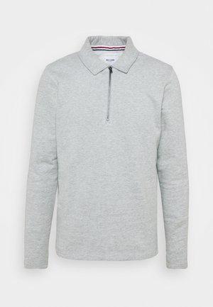 ONSMAC HALF ZIP - Sweatshirt - light grey melange