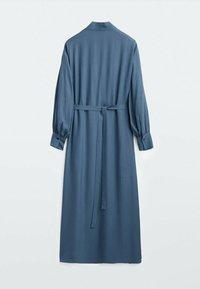 Massimo Dutti - Day dress - blue - 3