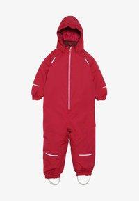 Name it - NMFSNOW03 SUIT - Snowsuit - cerise - 3