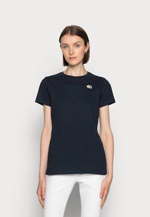 RECYCLED SCRAP PROGRAM TEE - Basic T-shirt - aviator navy