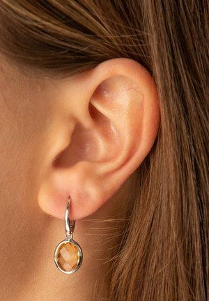 Earrings - gelb