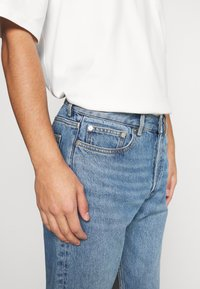 ARKET - Slim fit jeans - blue medium dusty - 5