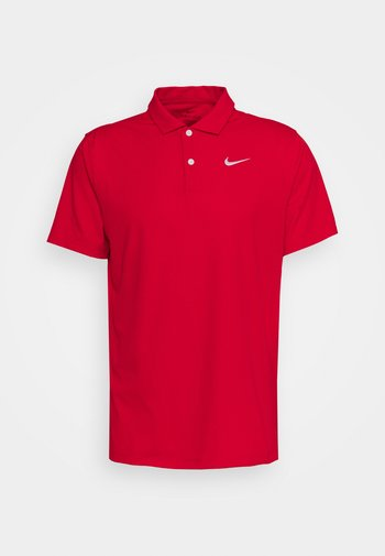DRY FIT ESSENTIAL SOLID - Sports shirt - university red/white