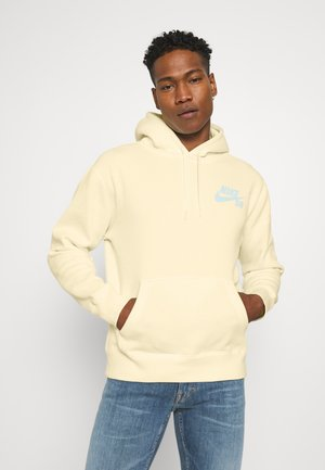 ICON HOODIE UNISEX - Hoodie - coconut milk/light dew