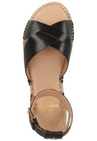 Sansibar Shoes - SANSIBAR - Outdoorsandalen - schwarz 1 - 3
