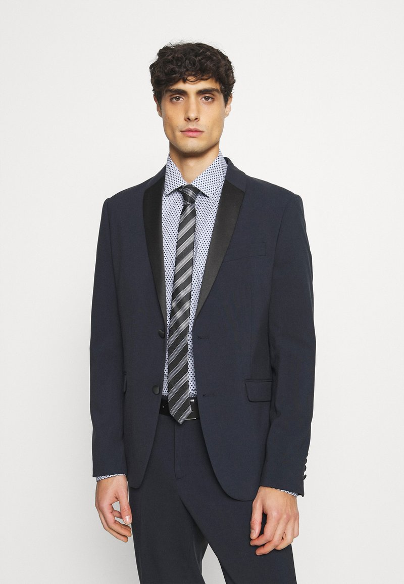 Selected Homme - SLHANDREW TIE - Corbata - black