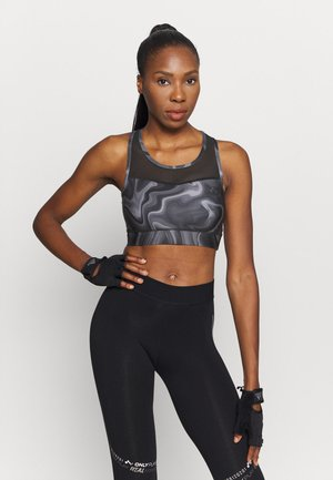 ONPSMAYA LIFE SPORTS BRA - Sport-bh met medium support - black