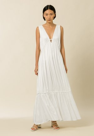 MALVA - Maxi dress - pearl