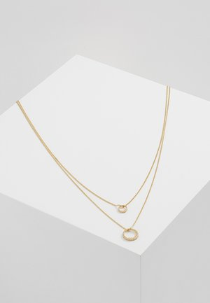 NECKLACE KYLIE - Halskæder - gold-coloured
