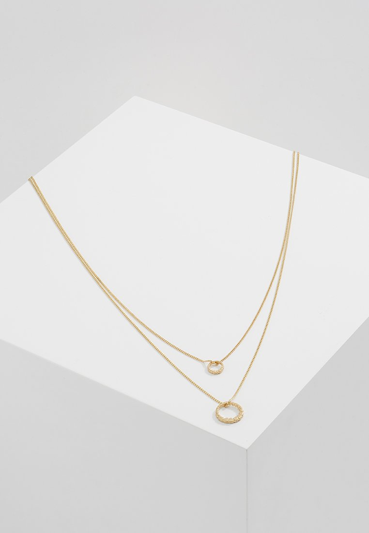 Pilgrim - NECKLACE KYLIE - Necklace - gold-coloured
