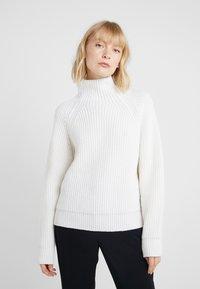DRYKORN - CYNARA - Sweter - white - 0