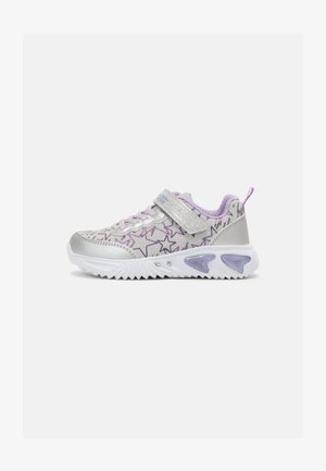 ASSISTER GIRL - Sneakers - silver/lilac