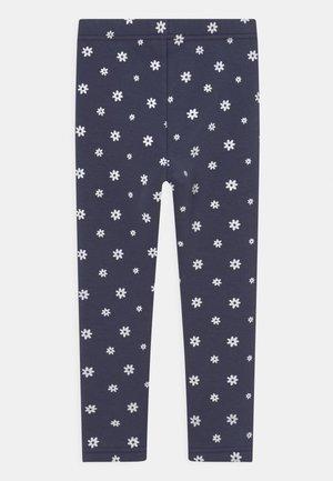 Leggings - Trousers - indigo