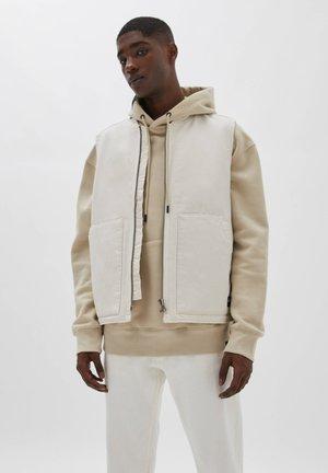 Waistcoat - off-white