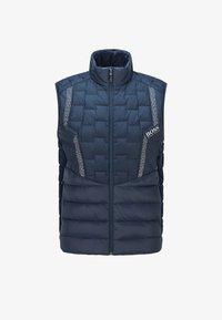 BOSS - V MARSON - Waistcoat - dark blue - 5