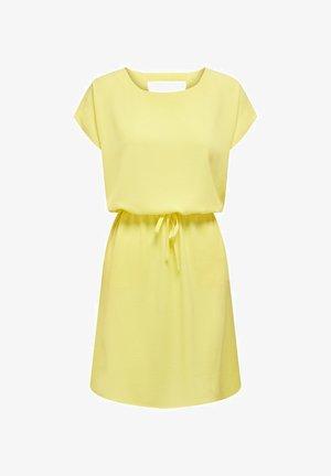 ONLNOVA LUX CONNIE BALI DRESS SOLID - Day dress - pineapple slice