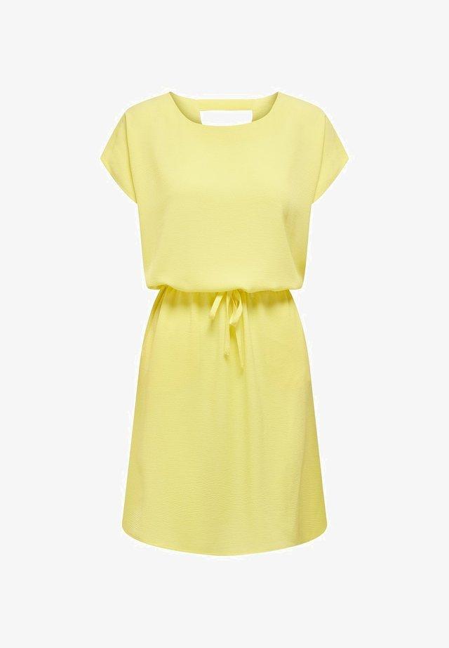 ONLNOVA LUX CONNIE BALI DRESS SOLID - Vestido informal - pineapple slice