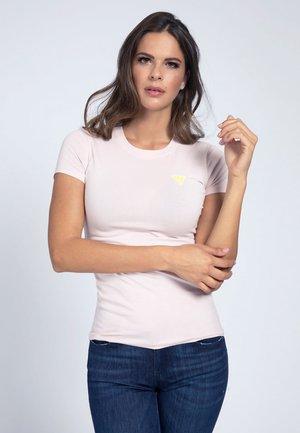 Print T-shirt - hellrose