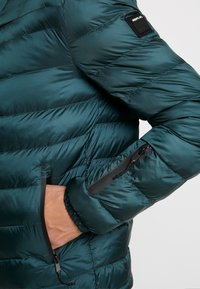 Replay - Light jacket - forest green - 5