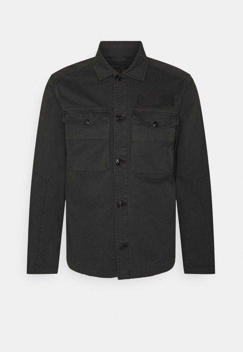 Replay - JACKET - Summer jacket - blackboard