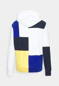 Polo Ralph Lauren - TRAINING - Zip-up hoodie - white/multi - 1
