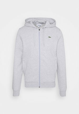 CLASSIC HOODIE - Sweater - silver chine/elephant grey