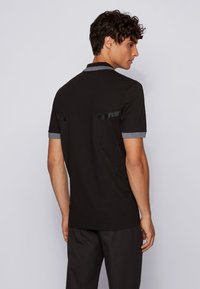 BOSS - PAULE - Polo shirt - black - 2