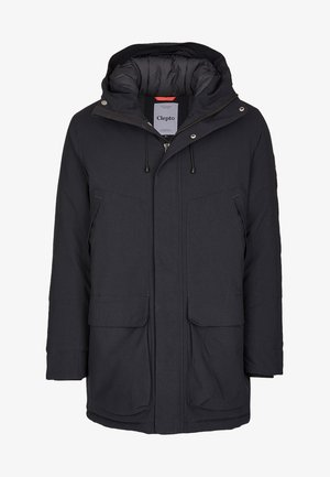 PARKISTAN FUNKTIONS - Winter coat - phantom black