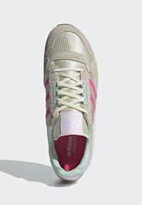adidas Originals - Baskets basses - cream white/solar pink/clear pink - 3