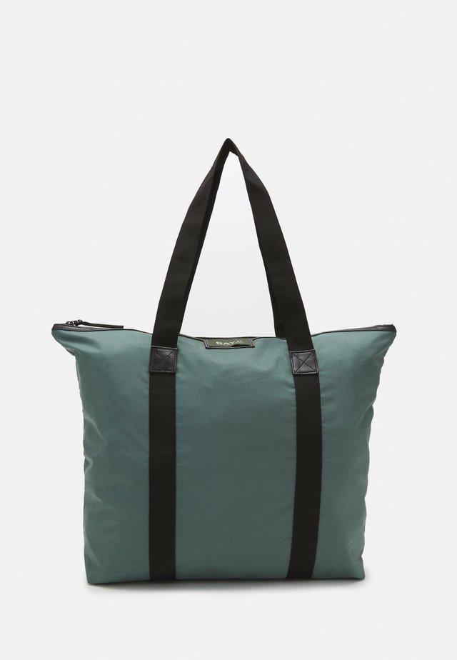 GWENETH - Shopping bag - silver pine