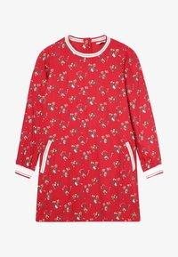 Tiffosi - MAYA - Denní šaty - vermelho - 2