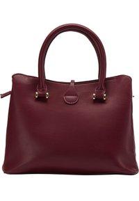 faina - Håndtasker - bordeaux - 2