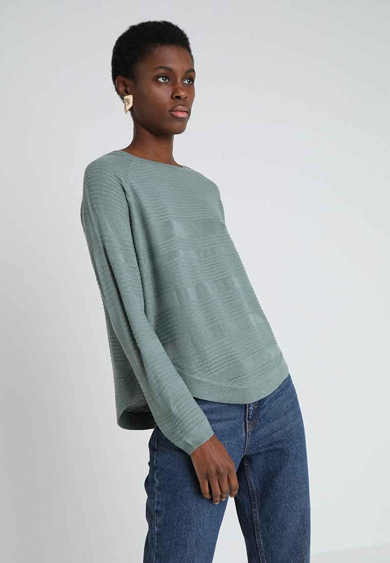 ONLY - ONLCAVIAR  - Jumper - chinois green