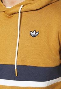 adidas Originals - SAMSTAG HOODY - Hoodie - mesa - 4