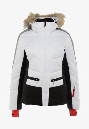 ELECTRA - Snowboard jacket - optic white