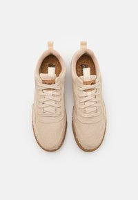 Jack Wolfskin - ECOSTRIDE LOW  - Trainers - natural - 3
