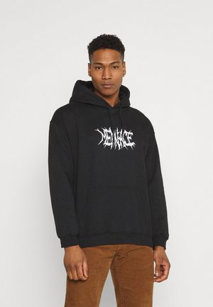 LIGHTNING STEED REGULAR HOODIE - Mikina s kapucí - black