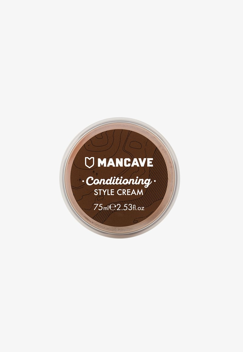 Man Cave - CONDITIONING STYLE CREAM 75ML - Hair styling - neutral