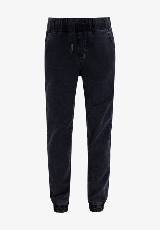 Relaxed fit jeans - anthracite