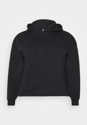 PCCHILLI HOODIE - Sweatshirt - black