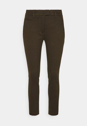PANTALONE PERFECT - Trousers - thyme
