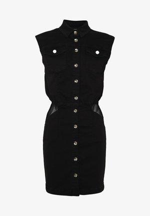 ABITO - Denim dress - nero