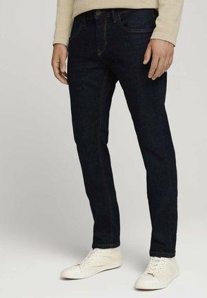 TROY  - Slim fit -farkut - clean raw blue denim
