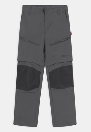 NORDFJORD ZIP-OFF 2-IN-1 UNISEX - Pantalons outdoor - anthracite