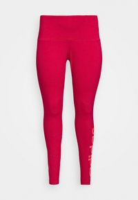 adidas Performance - ESSENTIALS TRAINING SPORTS LEGGINGS - Medias - power pink/signal pink - 3