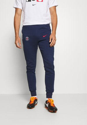 PARIS ST GERMAIN PANT - Klubbkläder - midnight navy/university red