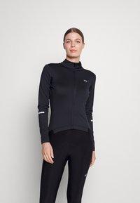 Gore Wear - GORE® WEAR PROGRESS THERMO WOMENS - Training jacket - black - 0