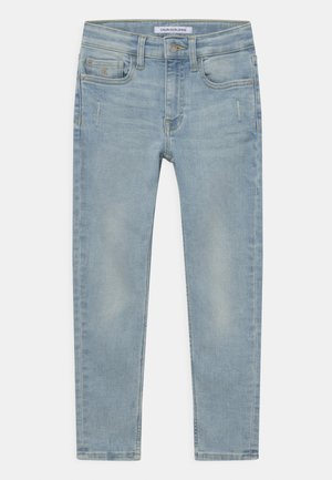 TAPERED LUSTER - Slim fit jeans - light blue