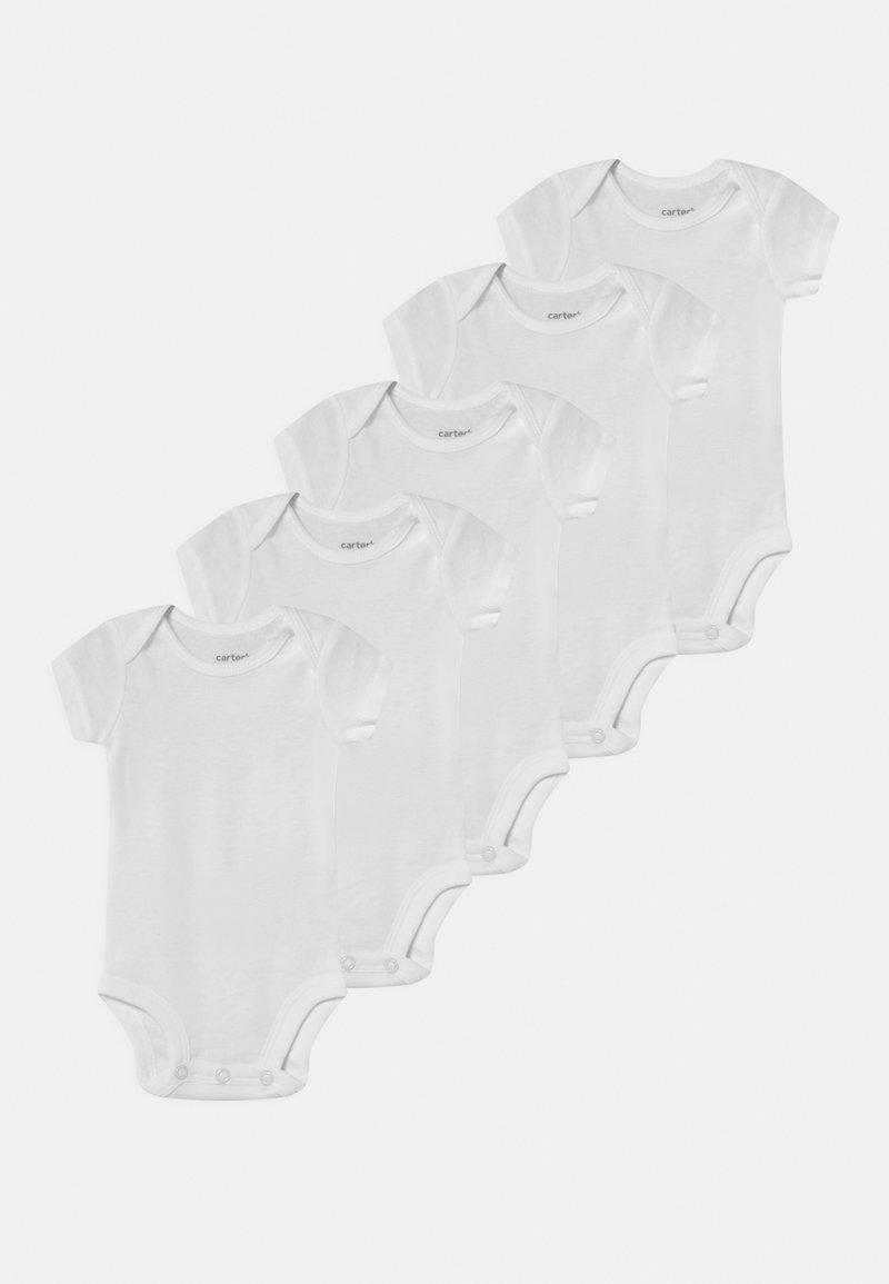 Carter's - 5 PACK UNISEX - Body - white